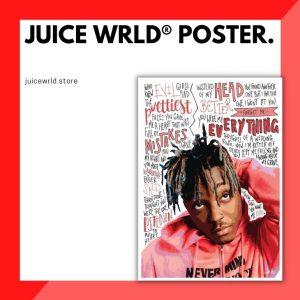 Juice Wrld Posters