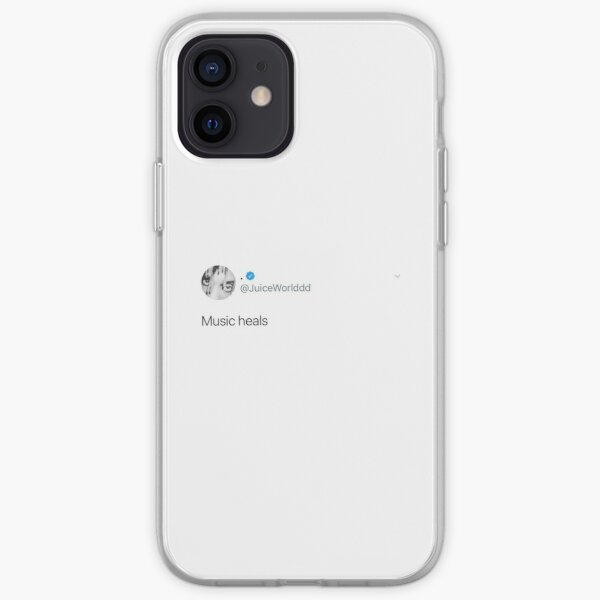 juicewrld quote iPhone Soft Case RB0406 product Offical Juice WRLD Merch