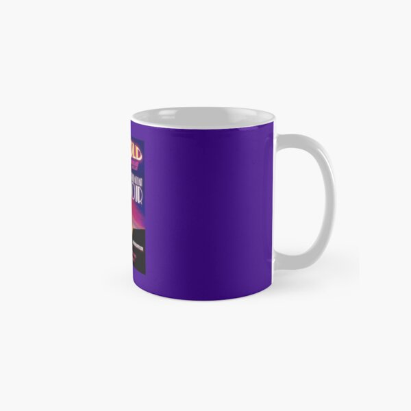 Juicewrld memorial shirt Classic Mug RB0406 product Offical Juice WRLD Merch