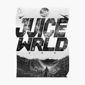 Juicewrld-999 design   Poster RB0406 product Offical Juice WRLD Merch