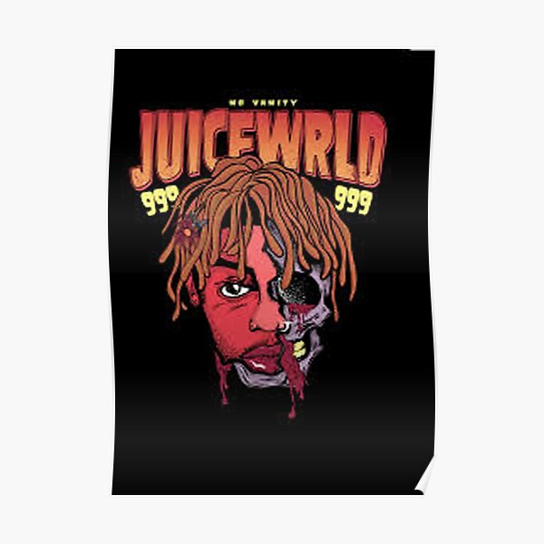 juicewrld Poster RB0406 product Offical Juice WRLD Merch