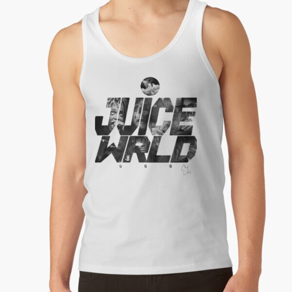 JuiceWRLD text graphic Tank Top RB0406 product Offical Juice WRLD Merch
