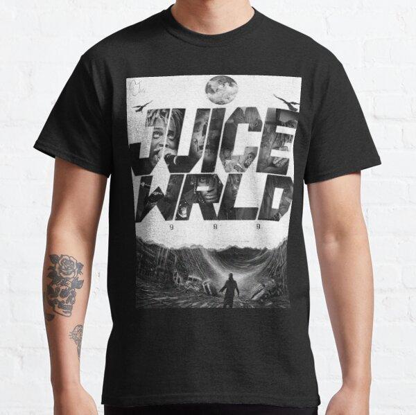 Juicewrld-999 design   Classic T-Shirt RB0406 product Offical Juice WRLD Merch