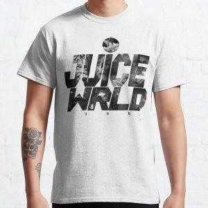JuiceWRLD text graphic Classic T-Shirt RB0406 product Offical Juice WRLD Merch