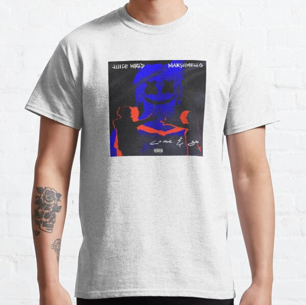 Come & Go - JuiceWRLD and Marshmello Classic T-Shirt RB0406 product Offical Juice WRLD Merch