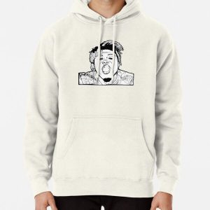 JUICEWRLD Pullover Hoodie RB0406 product Offical Juice WRLD Merch