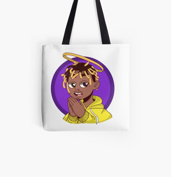 Rest In Peace JuiceWRLD All Over Print Tote Bag RB0406 product Offical Juice WRLD Merch