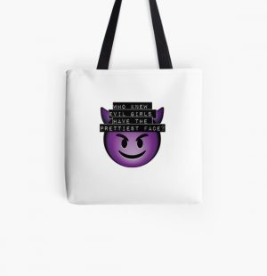 juicewrld sticker All Over Print Tote Bag RB0406 product Offical Juice WRLD Merch