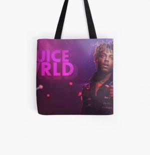 JuiceWRLD All Over Print Tote Bag RB0406 product Offical Juice WRLD Merch