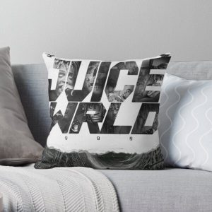 Juicewrld-999 design   Throw Pillow RB0406 product Offical Juice WRLD Merch