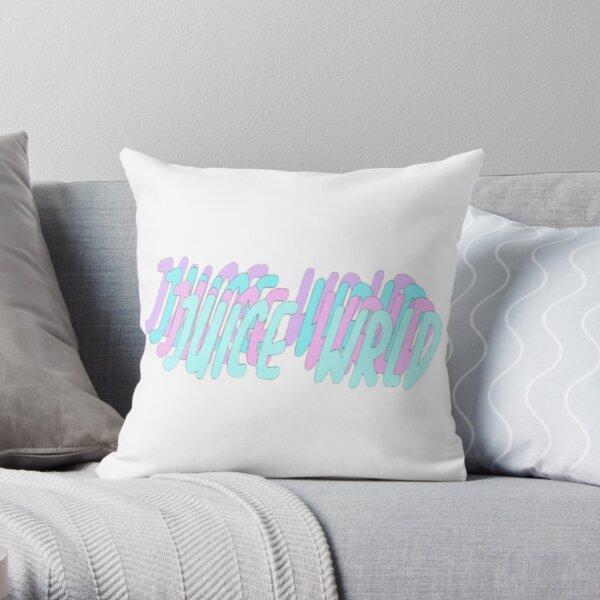 Juicewrld Throw Pillow RB0406 product Offical Juice WRLD Merch