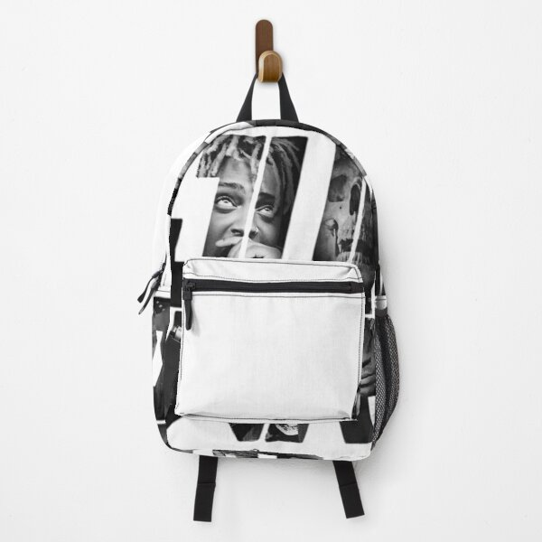 JuiceWRLD text graphic Backpack RB0406 product Offical Juice WRLD Merch