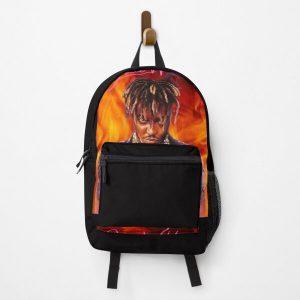 JuiceWrld Fire Backpack RB0406 product Offical Juice WRLD Merch
