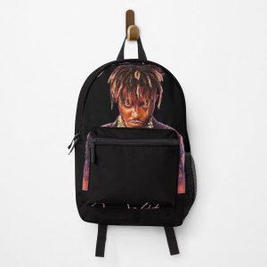 JuiceWrld Black Backpack RB0406 product Offical Juice WRLD Merch