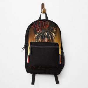 JuiceWrld is Fire Backpack RB0406 product Offical Juice WRLD Merch