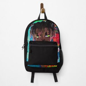 JuiceWrld colorful Abstract Backpack RB0406 product Offical Juice WRLD Merch