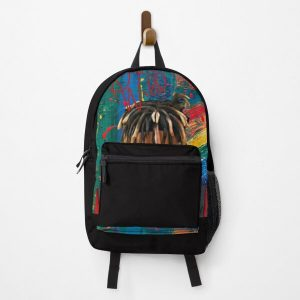 JuiceWrld Abstract Backpack RB0406 product Offical Juice WRLD Merch