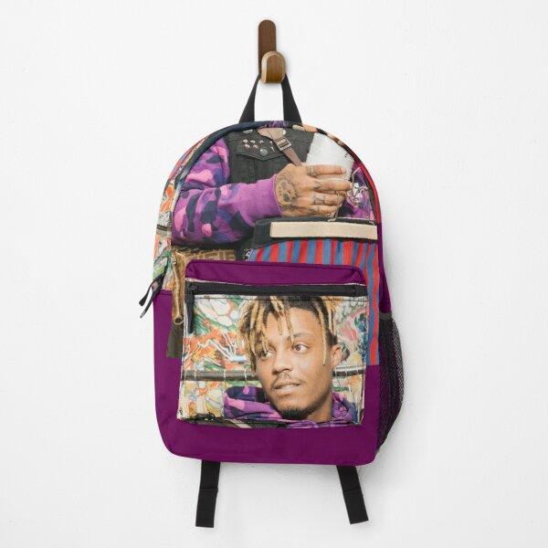 A  design of JUICEWRLD Backpack RB0406 product Offical Juice WRLD Merch