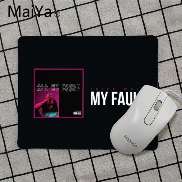 Maiya Top Quality Juice WRLD Rapper Customized MousePads Computer Laptop Anime Mouse Mat Top Selling Wholesale 6.jpg 640x640 6 - Juice Wrld Store