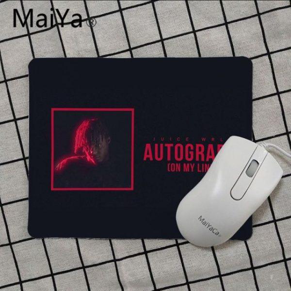 Maiya Top Quality Juice WRLD Rapper Customized MousePads Computer Laptop Anime Mouse Mat Top Selling Wholesale 9.jpg 640x640 9 - Juice Wrld Store