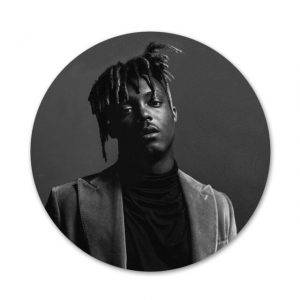 Rapper Juice WRLD Badge Brooch Pin Accessories For Clothes Backpack Decoration gift 6.jpg 640x640 6 - Juice Wrld Store