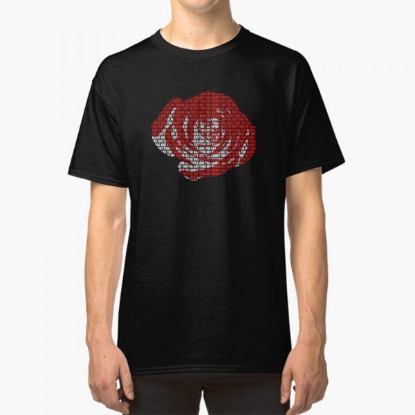 Juice Wrld - All Girls Are The Same Rose T- Shirt - JWM1809