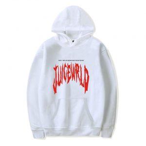 "Juice WRLD ""All Girls Are the Same"" Sweatshirt White Hoodies - JWM1809"