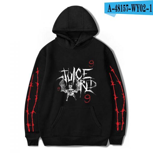 Juice Wrld 999 Sweatshirts Hoodies - JWM1809