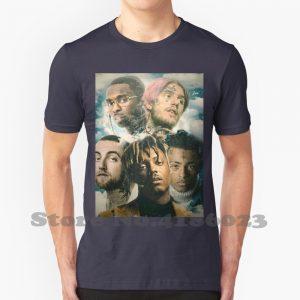 "Juice Wrld ""Legends Never Die"" T-Shirt - JWM1809"