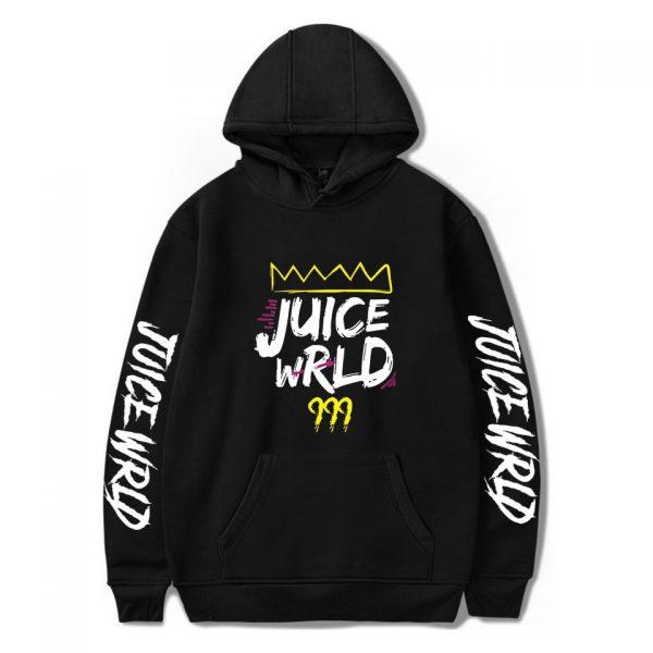 Juice Wrld Winter Warm Hoodies - JWM1809