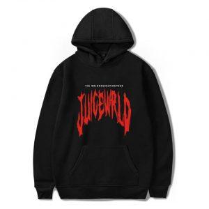 "Juice WRLD ""All Girls Are the Same"" Sweatshirt Black Hoodies - JWM1809"