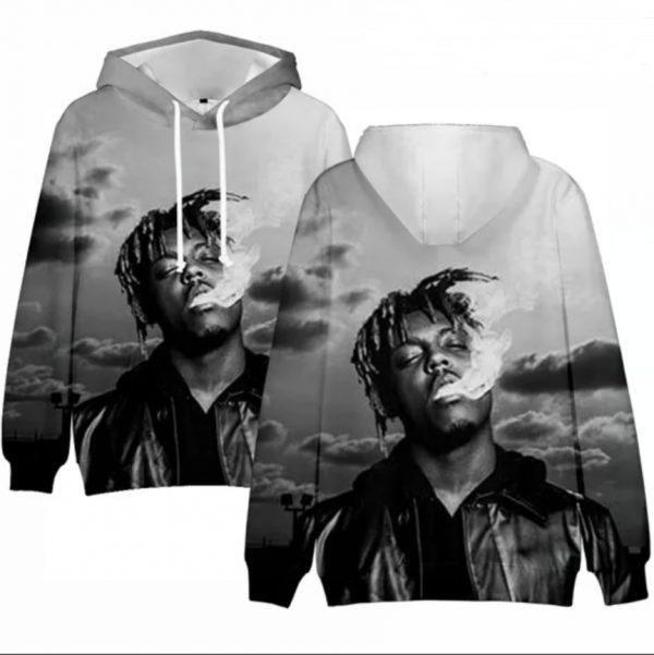 Juice Wrld 3D Streetwear Sweatshirts Hoodies - JWM1809