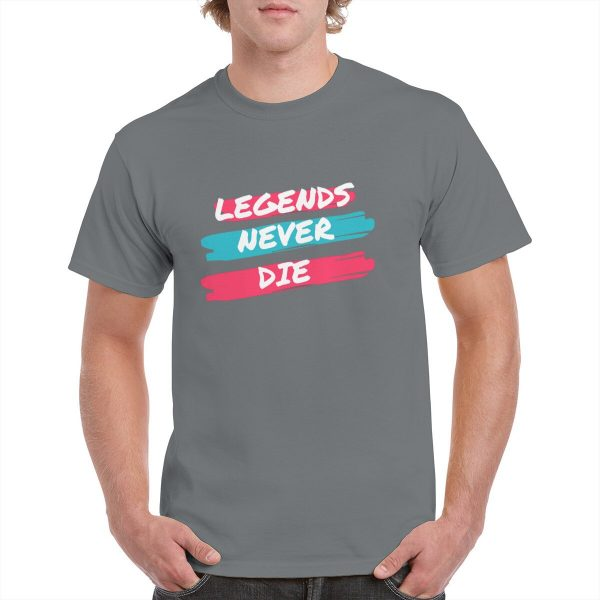 "Juice Wrld ""Legends Never Die""  999 T Shirt - JWM1809"