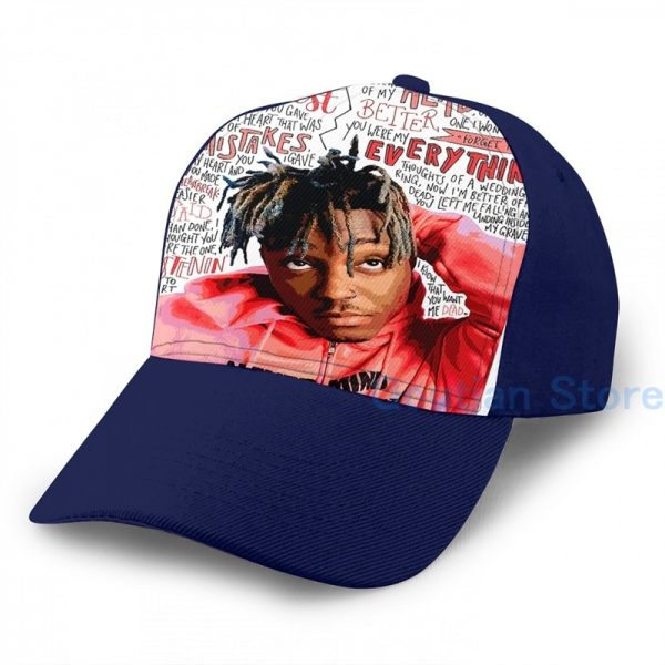 Juice Wrld Basketball Cap adult hat - JWM1809