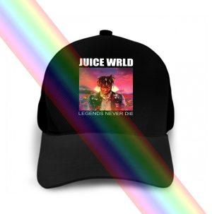 "Juice Wrld ""Legends Never Die"" Cap (PTBST203445-Cap) - JWM1809"
