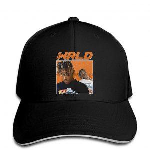 Juice Wrld 90s Snapback Cap - JWM1809