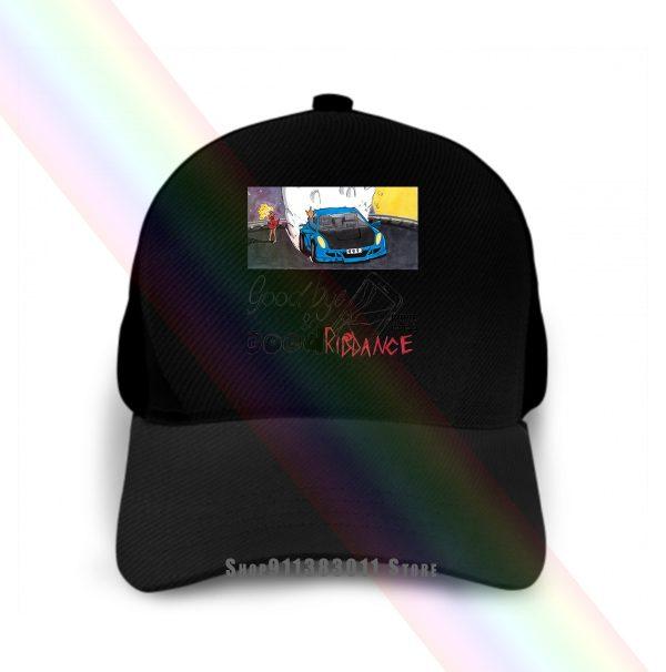 "Juice Wrld ""Goodbye Good Riddance"" Album Cover Cap Hat (1005001609191305-Cap) - JWM1809"