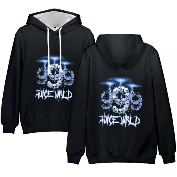 Juice Wrld 3D Sweatshirts Hoodies - JWM1809