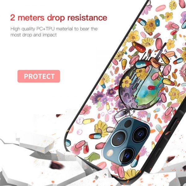 Soft Phone Case For iPhone 11 12 Pro Max XR 7 8 Plus X XS 6 3 - Juice Wrld Store